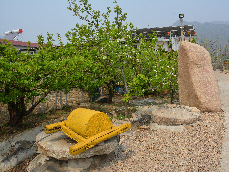 """生态农家院""""的所有分店   有一次来青龙峡玩,想找个宽敞院落大的院子"""