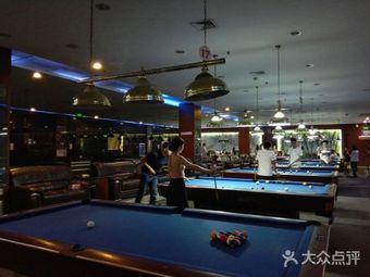广州保龄球馆桌球室
