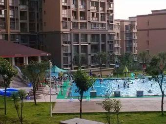 翰林福邸游泳池