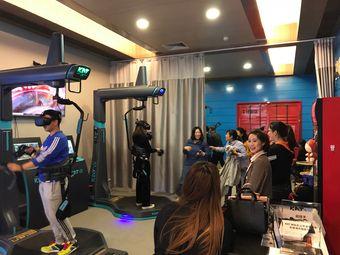 KAT VR 多人联机体验中心