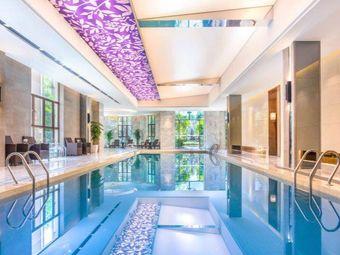 皇庭v酒店康体中心恒温游泳