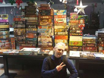 Core Games Salon 地心游戏 Boardgames Centre