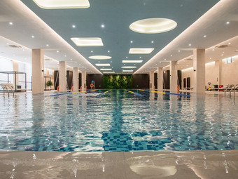 鼎立Fitness游泳健身会所